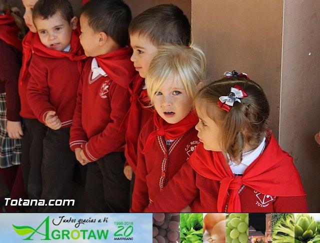 Romería infantil Colegio Reina Sofía 2015  - 10