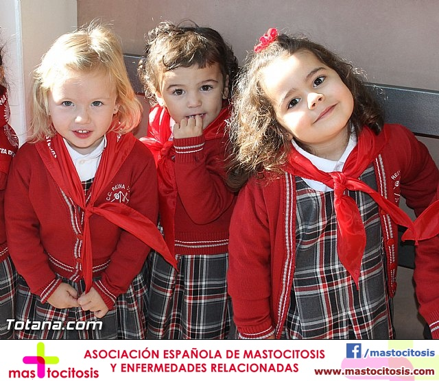 Romería infantil Colegio Reina Sofía 2015  - 11