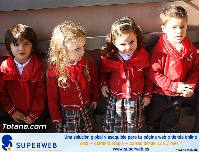 Romería infantil Colegio Reina Sofía 2015  - 12