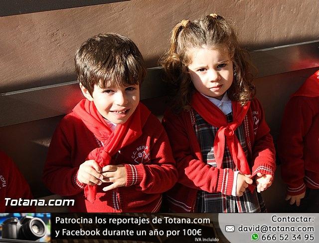 Romería infantil Colegio Reina Sofía 2015  - 14