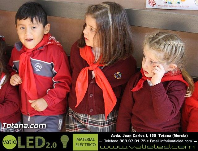Romería infantil Colegio Reina Sofía 2015  - 18