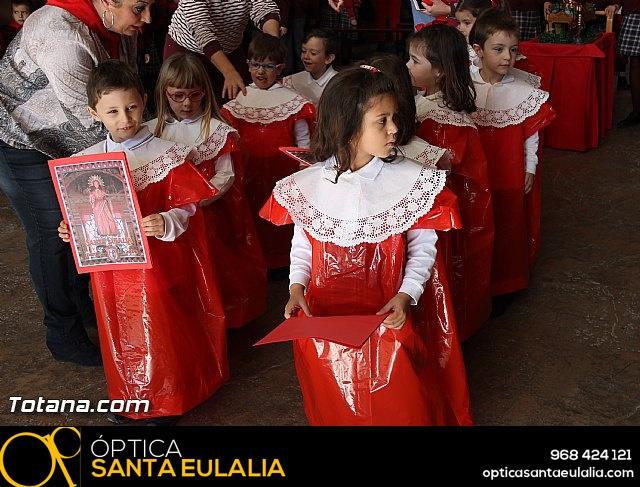Romería infantil Colegio Reina Sofía 2015  - 23