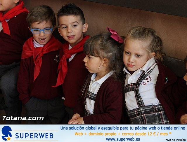 Romería infantil Colegio Reina Sofía 2015  - 24