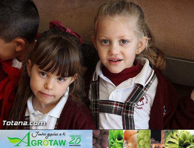 Romería infantil Colegio Reina Sofía 2015  - 26