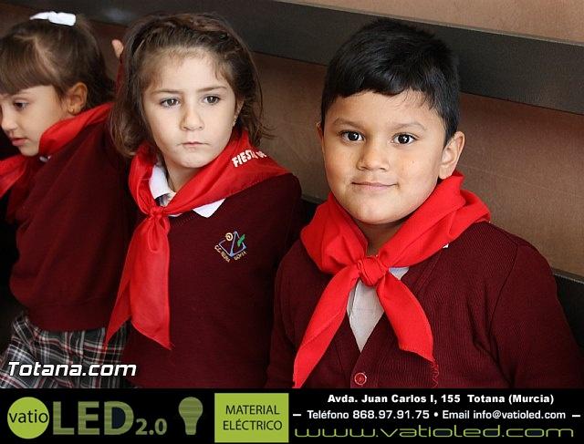 Romería infantil Colegio Reina Sofía 2015  - 28