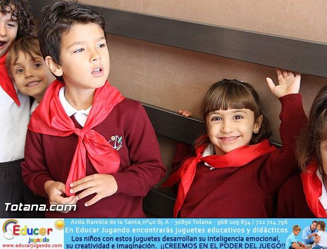 Romería infantil Colegio Reina Sofía 2015  - 29