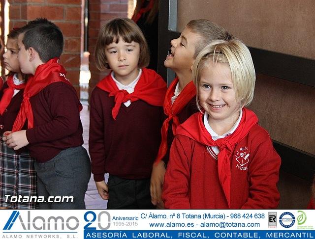 Romería infantil Colegio Reina Sofía 2015  - 30