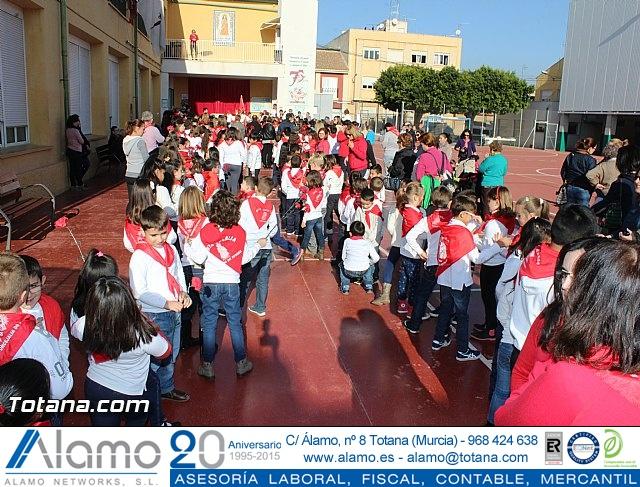 Romería infantil Colegio Santa Eulalia 2015 - 1