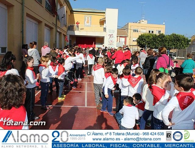 Romería infantil Colegio Santa Eulalia 2015 - 2