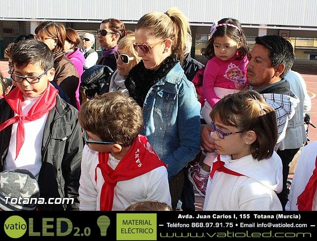 Romería infantil Colegio Santa Eulalia 2015 - 7