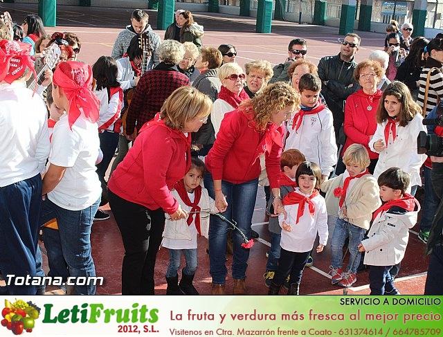 Romería infantil Colegio Santa Eulalia 2015 - 18