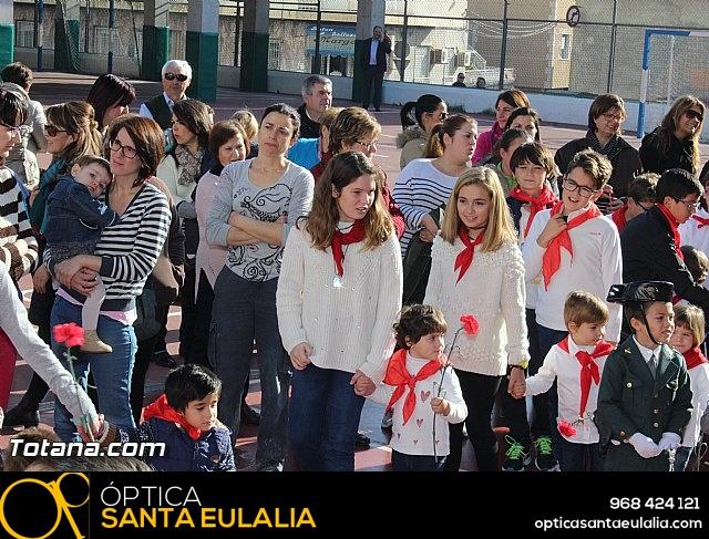 Romería infantil Colegio Santa Eulalia 2015 - 29