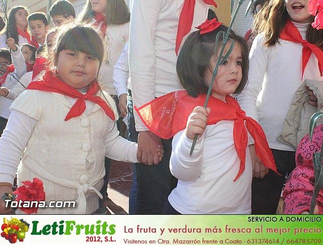 Romería infantil Colegio Santa Eulalia 2015 - 35