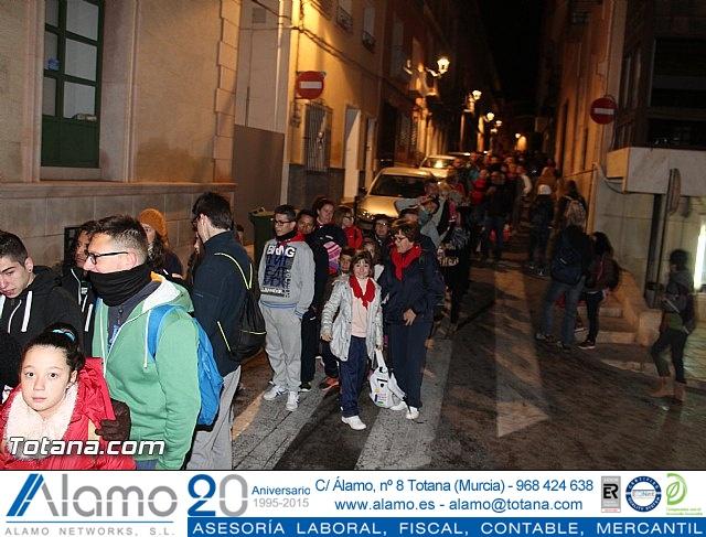 Romería Santa Eulalia Totana  08/12/2015 - Reportaje I - 4