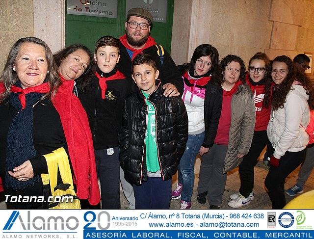 Romería Santa Eulalia Totana  08/12/2015 - Reportaje I - 6