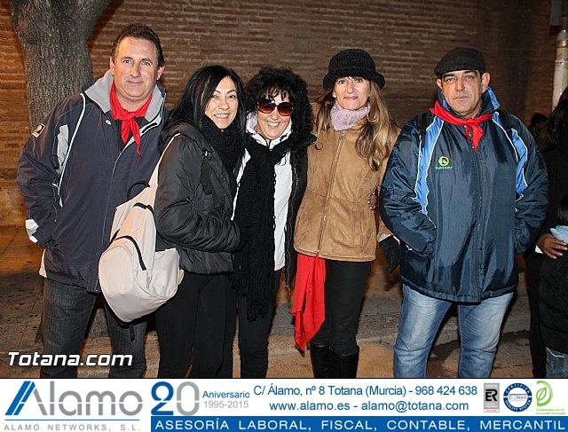 Romería Santa Eulalia Totana  08/12/2015 - Reportaje I - 24