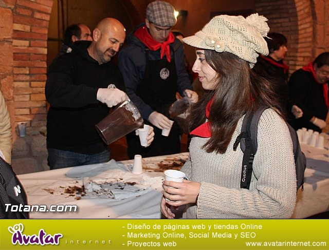 Romería Santa Eulalia Totana  08/12/2015 - Reportaje I - 35