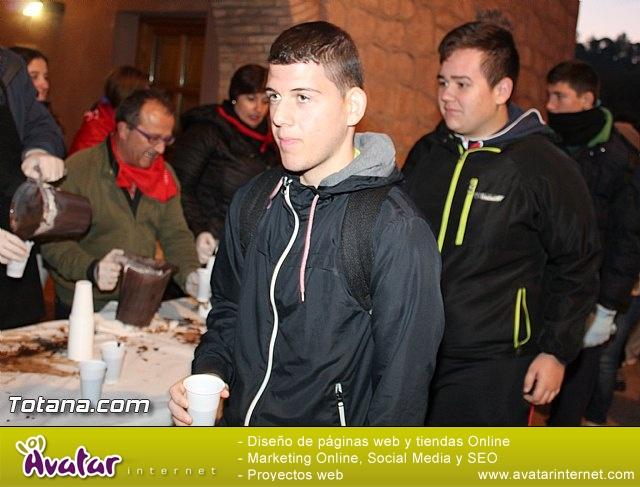 Romería Santa Eulalia Totana  08/12/2015 - Reportaje I - 36
