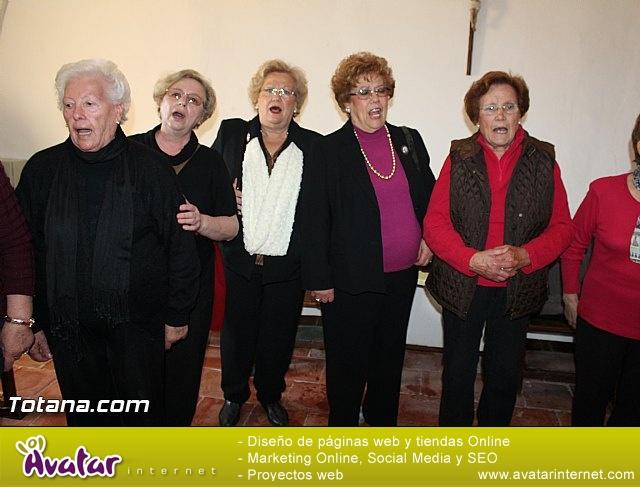 Romería Santa Eulalia Totana  08/12/2015 - Reportaje I - 843