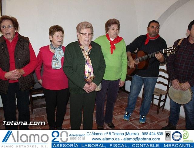 Romería Santa Eulalia Totana  08/12/2015 - Reportaje I - 844