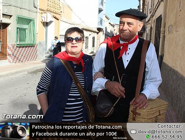 Romería Santa Eulalia Totana  08/12/2015 - Reportaje I - 849