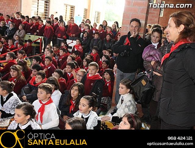 Romería infantil. Colegios Reina Sofía y Santa Eulalia. Totana 2012 - 5