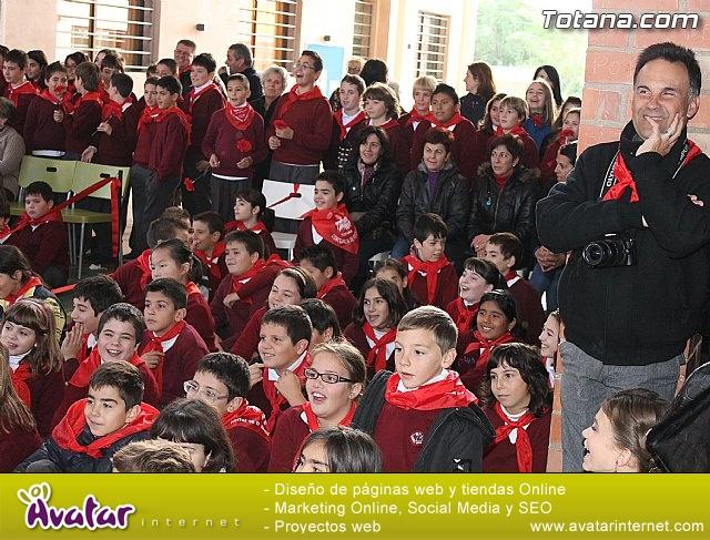 Romería infantil. Colegios Reina Sofía y Santa Eulalia. Totana 2012 - 6