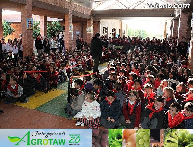 Romería infantil. Colegios Reina Sofía y Santa Eulalia. Totana 2012 - 9