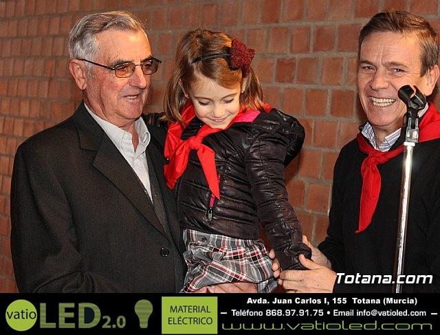Romería infantil. Colegios Reina Sofía y Santa Eulalia. Totana 2012 - 14