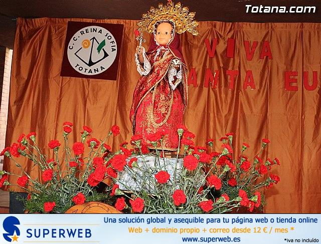 Romería infantil. Colegios Reina Sofía y Santa Eulalia. Totana 2012 - 17