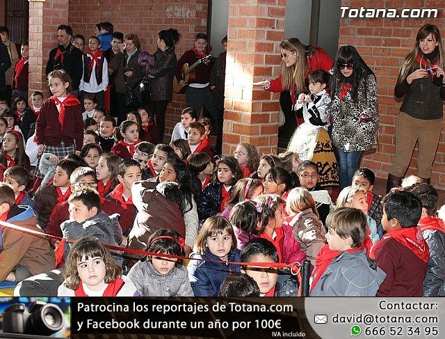 Romería infantil. Colegios Reina Sofía y Santa Eulalia. Totana 2012 - 18