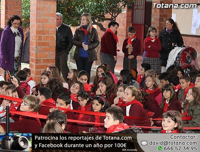 Romería infantil. Colegios Reina Sofía y Santa Eulalia. Totana 2012 - 25
