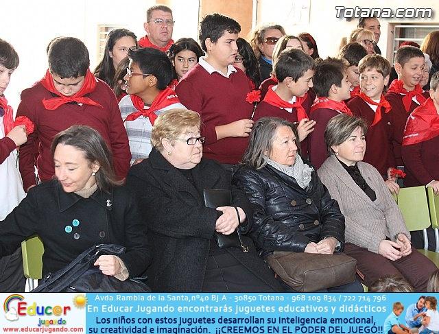 Romería infantil. Colegios Reina Sofía y Santa Eulalia. Totana 2012 - 29