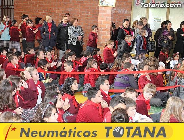 Romería infantil. Colegios Reina Sofía y Santa Eulalia. Totana 2012 - 33