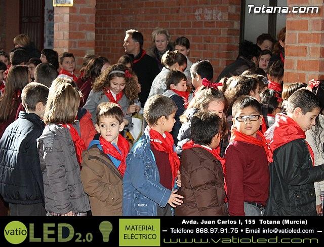 Romería infantil. Colegios Reina Sofía y Santa Eulalia. Totana 2012 - 38