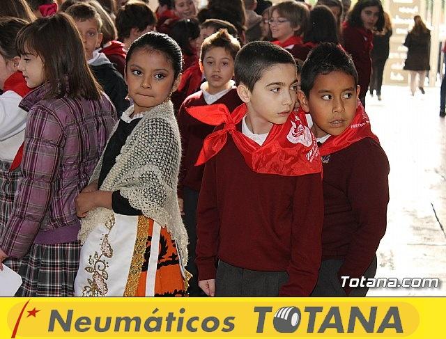 Romería infantil. Colegios Reina Sofía y Santa Eulalia. Totana 2012 - 39