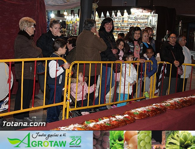 Roscón de Reyes Solidario 2015 - 17