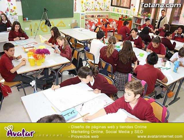 Colegio Reina Sofía. Proyecto EME y mi e-scuela  - 1