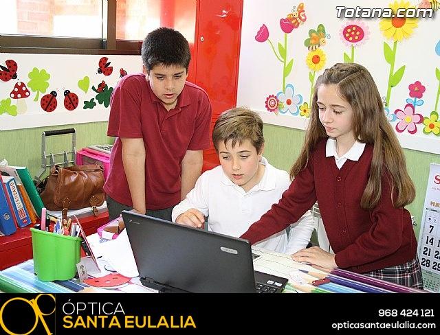 Colegio Reina Sofía. Proyecto EME y mi e-scuela  - 4