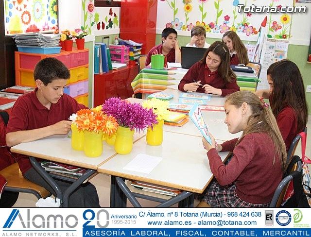 Colegio Reina Sofía. Proyecto EME y mi e-scuela  - 10