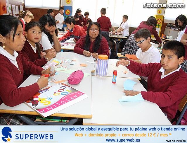 Colegio Reina Sofía. Proyecto EME y mi e-scuela  - 12