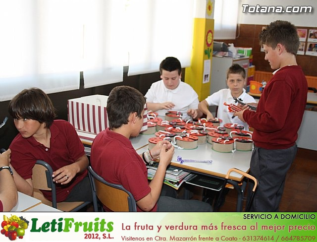 Colegio Reina Sofía. Proyecto EME y mi e-scuela  - 16