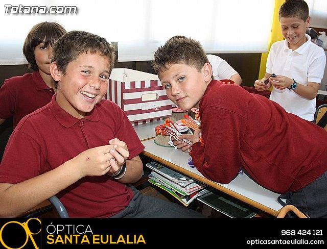 Colegio Reina Sofía. Proyecto EME y mi e-scuela  - 19