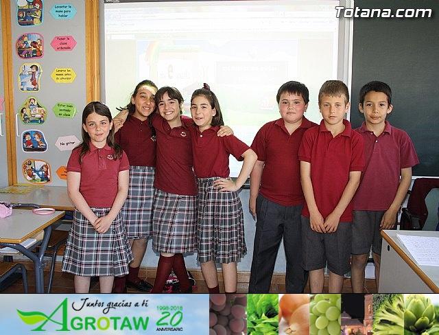 Colegio Reina Sofía. Proyecto EME y mi e-scuela  - 26