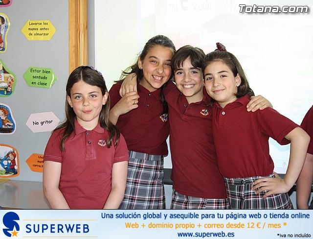 Colegio Reina Sofía. Proyecto EME y mi e-scuela  - 27