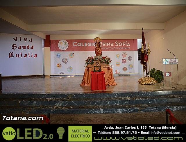 Romería infantil - Colegio Reina Sofía 2016 - 1