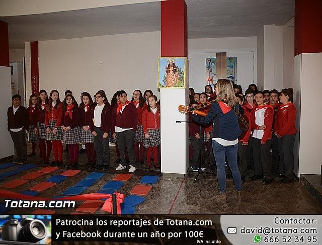 Romería infantil - Colegio Reina Sofía 2016 - 2
