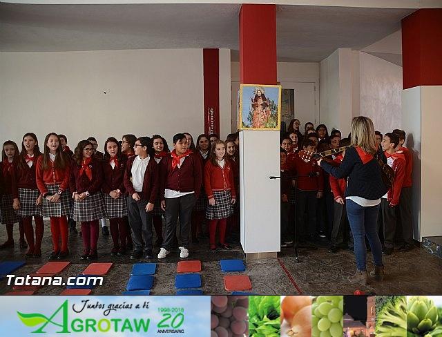 Romería infantil - Colegio Reina Sofía 2016 - 3