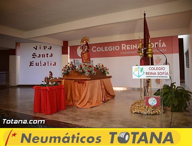 Romería infantil - Colegio Reina Sofía 2016 - 6