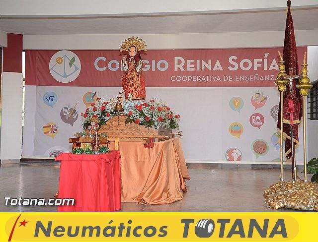 Romería infantil - Colegio Reina Sofía 2016 - 7